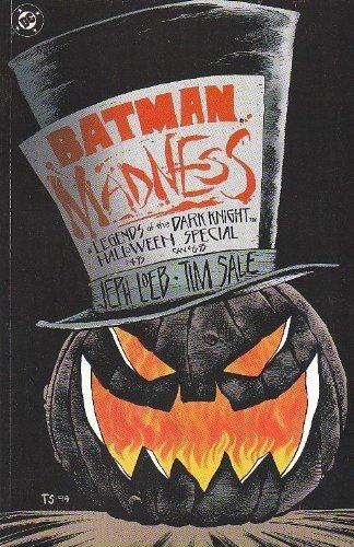 Batman: Madness, A Tale of Halloween in Gotham City