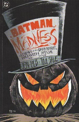 Batman: Madness, A Tale of Halloween in Gotham City