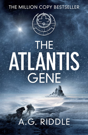 The Atlantis Gene                  (The Origin Mystery #1)