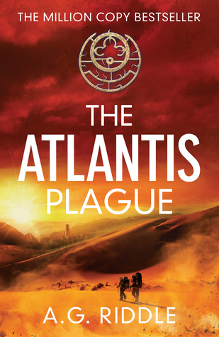 The Atlantis Plague                  (The Origin Mystery #2)