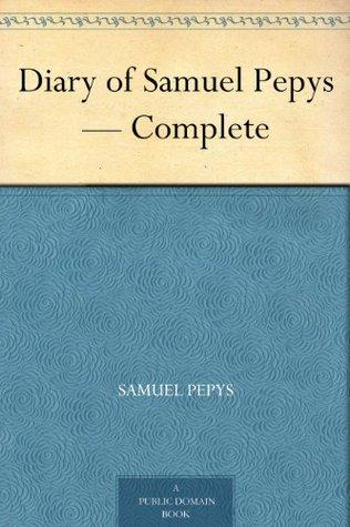 diary-of-samuel-pepys-complete