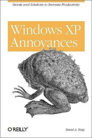 Windows XP Annoyances