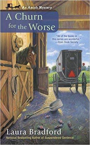 A Churn for the Worse (An Amish Mystery, #5)