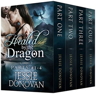 Healed by the Dragon (Stonefire Dragons, #4)