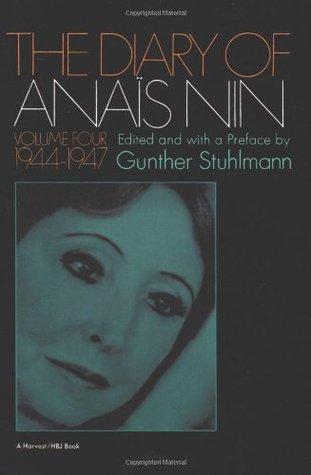 The Diary of Anaïs Nin, Vol. 4 by Anaïs Nin