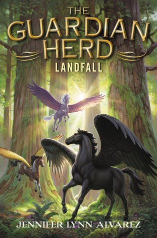 Landfall (The Guardian Herd #3)