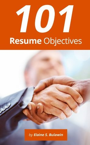 101 Resume Objectives