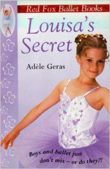 Louisa's Secret (Red Fox Ballet Book, #2)