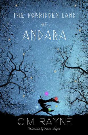 Ebook The Forbidden Land of Andara by C.M. Rayne DOC!