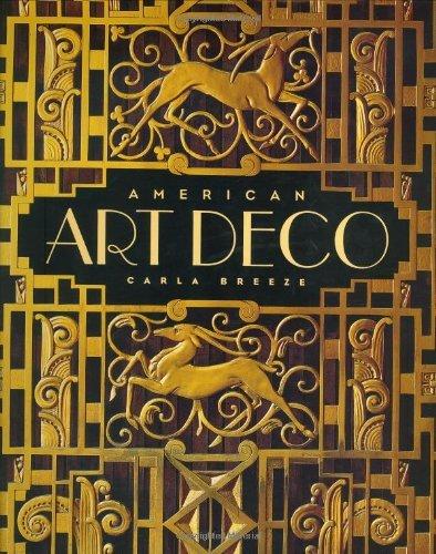 American Art Deco: Modernistic Architecture and Regionalism