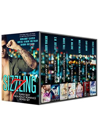 Sizzling 7: Super Sexy New Adult Romance Boxed Set