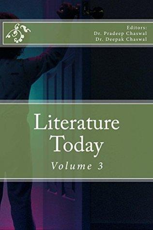Literature Today (Volume 3; Issue Theme-Childhood)