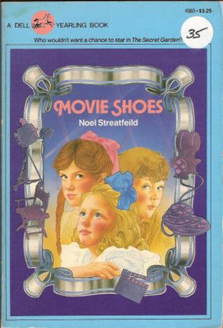 Movie Shoes (Shoes, #6) by Noel Streatfeild