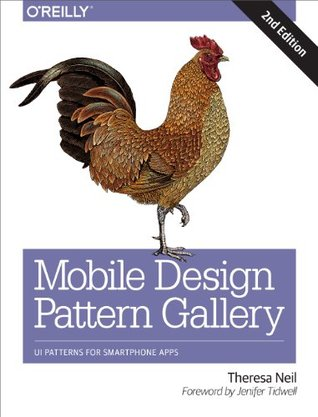 Mobile Design Pattern Gallery by Theresa Neil
