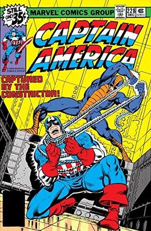 Captain America (1968-1996) #228