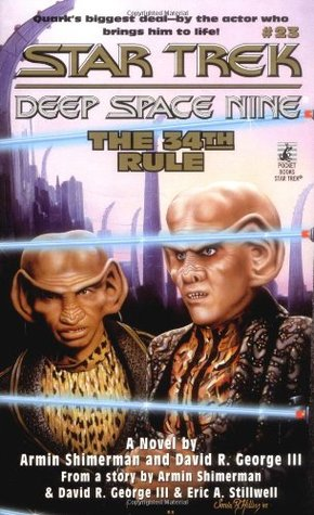 The 34th Rule by Armin Shimerman