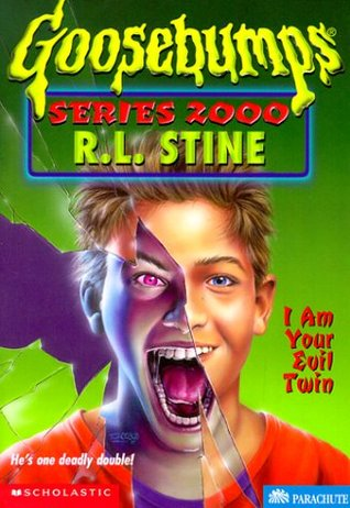 Ebook I Am Your Evil Twin by R.L. Stine TXT!