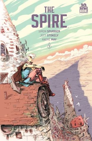 The Spire #1 (The Spire, #1)