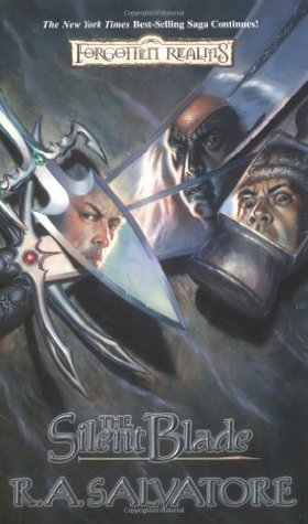 The Silent Blade (Forgotten Realms: Paths of Darkness, #1; Legend of Drizzt, #11)