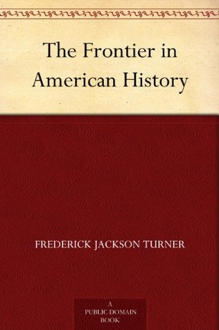 frederick jackson turner thesis quizlet Frederick jackson turner (1861-1932) the existence of an area of free land, its continuous recession, and the advance of american settlement with these words, frederick jackson turner laid the foundation for modern historical study of the american west and presented a frontier thesis.