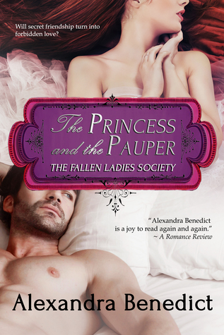 The Princess and the Pauper (The Fallen Ladies Society, #1)