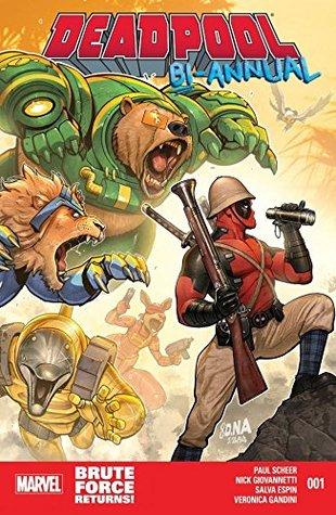 Deadpool (2012) Bi-Annual #1