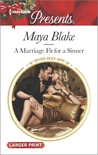 A Marriage Fit for a Sinner (Seven Sexy Sins, #6)