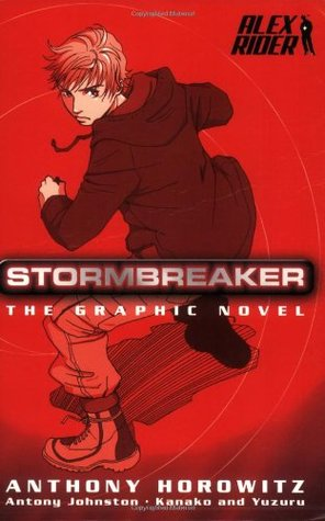 alex rider stormbreaker book summary