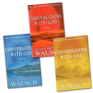 Neale Donald Walsch - Conversations with God Trilogy 3 book set RRP £29.97 by Neale Donald Walsch