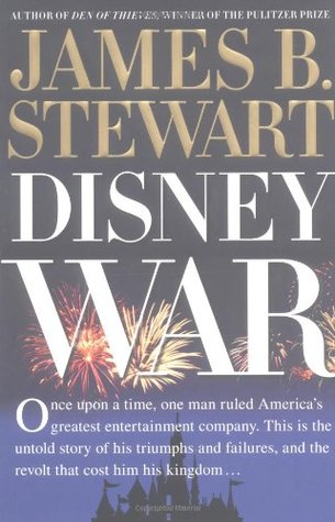 Disney war by james b stewart disney war fandeluxe Choice Image