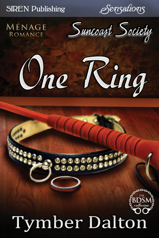 One Ring (Suncoast Society, #28)