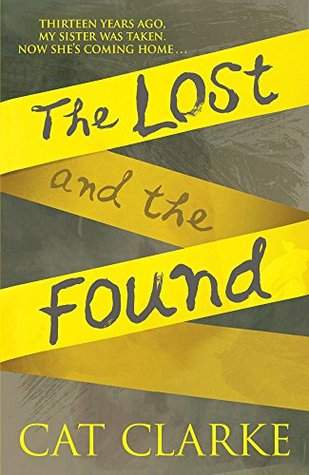 Ebook The Lost and the Found by Cat Clarke PDF!