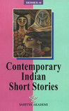 Contemporary Indian Short Stories: Series II