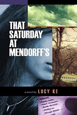 That Saturday at Mendorff's