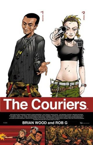 The Couriers, Volume 1 (The Couriers #1)