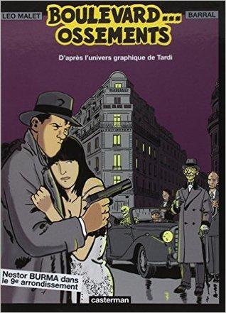 Boulevard Ossements Nestor Burma 9 By Jacques Tardi