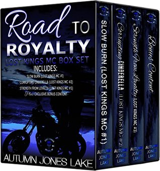 Road to Royalty (Lost Kings MC #1-3)