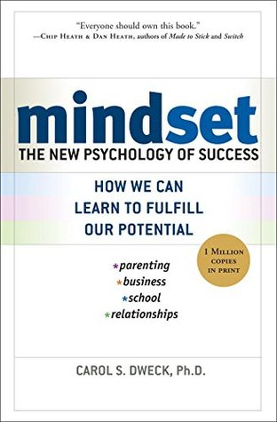 mindset- how we can learn to fulfill our potential- carol s dweck-marketing books-www.ifiweremarketing.com