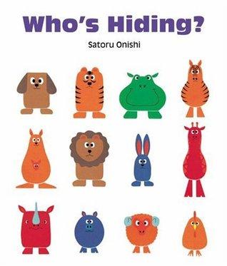 Who's Hiding? by Satoru Onishi