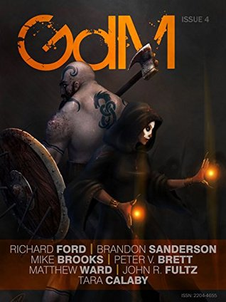 Grimdark Magazine Issue #4 (Grimdark Magazine, #4)