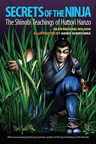 Ebook Secrets of the Ninja by Sean Michael Wilson PDF!