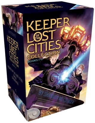Keeper of the Lost Cities / Exile / Everblaze (Keeper of the Lost Cities #1-3)