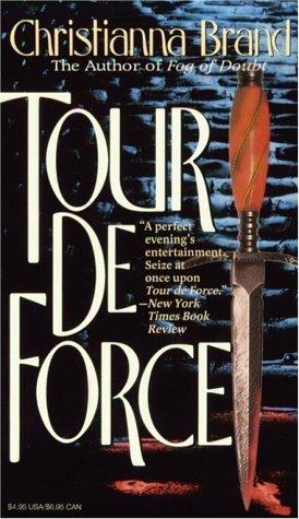 Tour de force by Christianna Brand