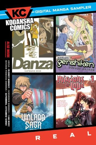 Kodansha Comics Digital Sampler Real