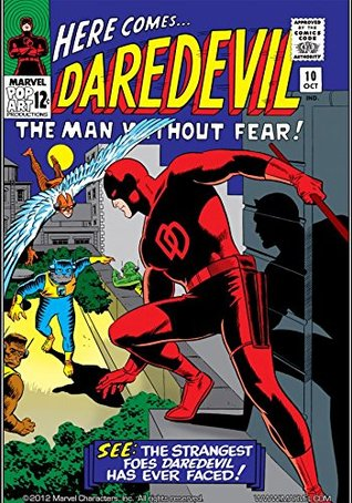 Daredevil (1964-1998) #10 by Wallace Wood