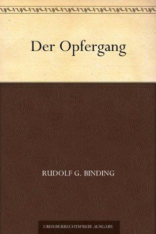 Der Opfergang (German Edition)