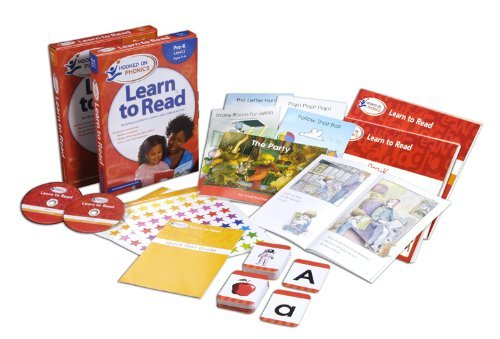 Learn to Read Pre-K Complete - Amazon Exclusive Edition