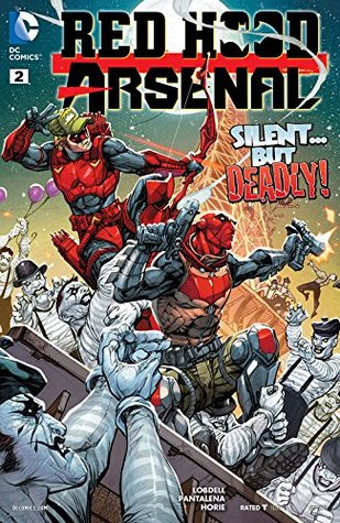 Red Hood/Arsenal (2015-) #2