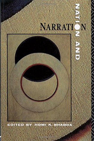 Nation and Narration by Homi K. Bhabha