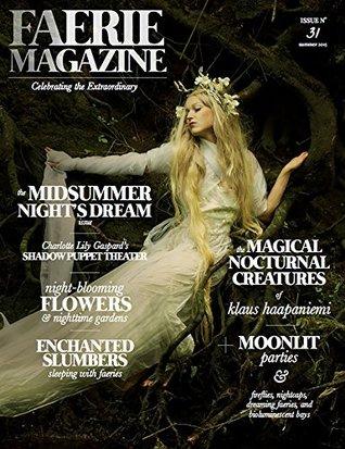 Faerie Magazine Issue #31